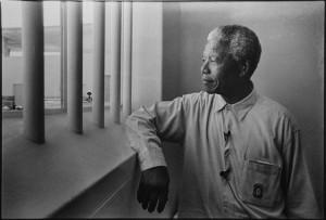 NELSON-MANDELA-IN-HIS-CELL-ON-ROBBEN-ISLAND-REVISIT-1994-by-JURGEN-SCHADEBERG-Born-1931-c31420A